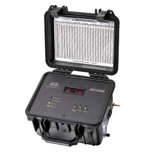 portable dew point analyser super systems europe