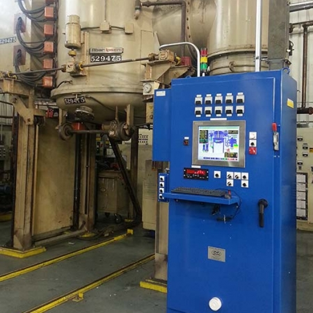 Vacuum Furnace Control Systems