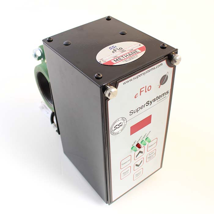 Electronic Flow Meter : Electronic flow meter super systems europe
