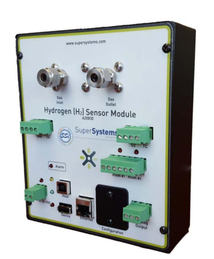 H2 Hydrogen Sensor - Super Systems Europe