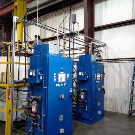 Nitriding and FNC Furnace Control Systems